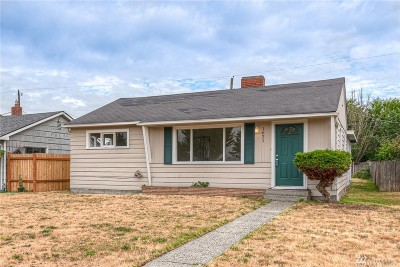 Marysville Single Family Home For Sale: 1621 8th St