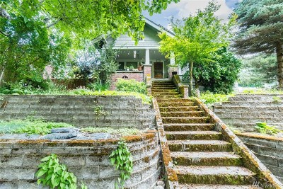 Single Family Home For Sale: 1911 N Fife St