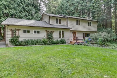 Woodinville Single Family Home For Sale: 23327 77th Ave SE