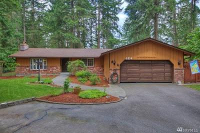 Graham Single Family Home For Sale: 6814 251st St Ct E