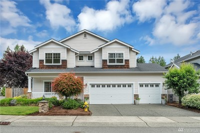 Sammamish Single Family Home For Sale: 24810 NE 25th St