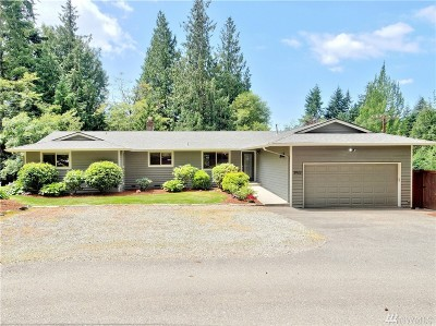 Snohomish County Single Family Home For Sale: 3922 116th St SE
