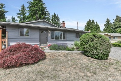 Kirkland Single Family Home For Sale: 14433 83rd Place NE
