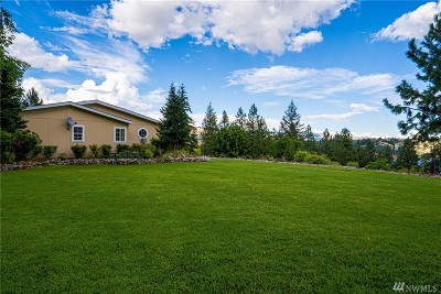 Chelan Single Family Home For Sale: 178 McClosky Dr