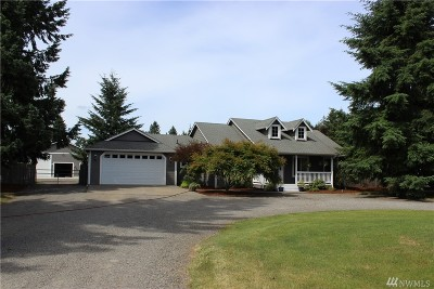 Rochester Single Family Home Pending Inspection: 5816 188th Ave SW