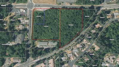 Puyallup Residential Lots & Land For Sale: 12221 Shaw Rd E