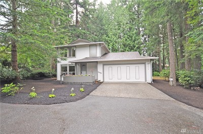Gig Harbor Single Family Home For Sale: 7613 35th St NW