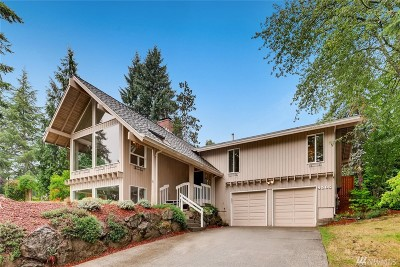 Bellevue Single Family Home For Sale: 4505 144th Ave SE