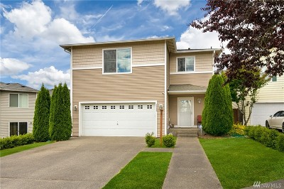 Bothell Single Family Home For Sale: 3825 154th Place SE