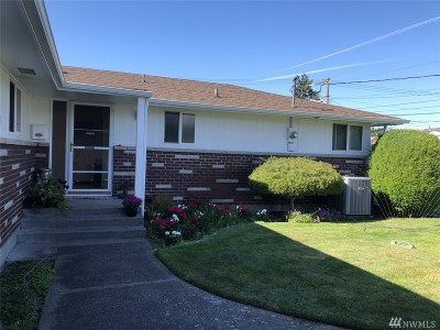 Tacoma Single Family Home Contingent: 6808 S M St