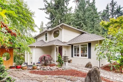 Lynnwood Single Family Home For Sale: 6701 181st St SW