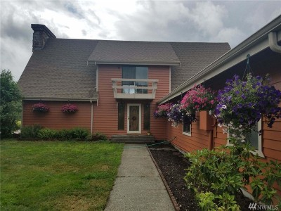 Yelm Single Family Home For Sale: 11339 Bald Hills Rd SE