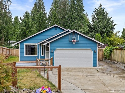 Bonney Lake Single Family Home For Sale: 9401 203rd Ave E