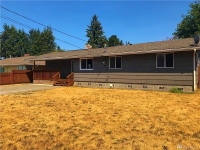 Centralia Single Family Home For Sale: 1404 Eshom Rd