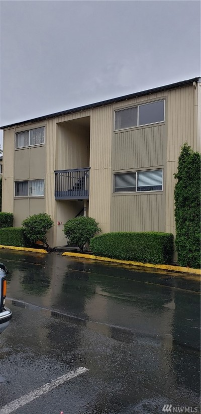 Federal Way Condo/Townhouse For Sale: 31003 S 14th Ave #H-13