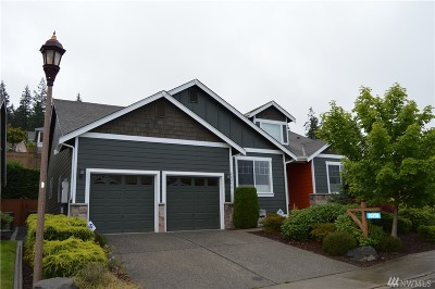 Poulsbo Single Family Home For Sale: 20258 Lunar Place NE