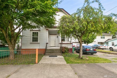 Renton Single Family Home For Sale: 525 Wells Ave S