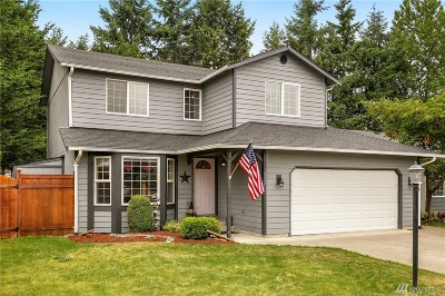 Bonney Lake Single Family Home For Sale: 10222 215th Ave E