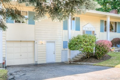 Bellevue Single Family Home For Sale: 1808 163rd Ave NE