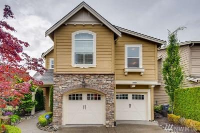 Kirkland Single Family Home For Sale: 10609 NE 65th Lane