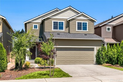 Maple Valley Single Family Home For Sale: 24224 SE 258th Wy