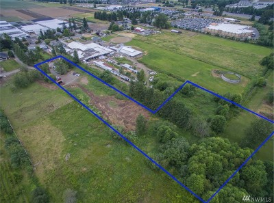 Sumner Residential Lots & Land For Sale: 7209 166th Ave E