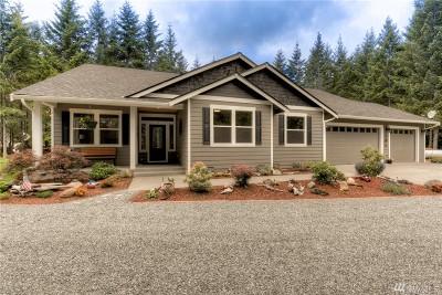 Pierce County Single Family Home For Sale: 16514 Ap Tubbs Rd E