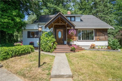 Custer Single Family Home For Sale: 8549 Valley View Rd
