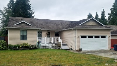Sedro Woolley Single Family Home For Sale: 809 Park Cottage Place