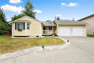Bremerton Single Family Home For Sale: 5390 Hansberry St NW