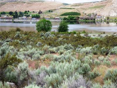 Chelan, Chelan Falls, Entiat, Manson, Brewster, Bridgeport, Orondo Residential Lots & Land For Sale: Crane Orchard Rd