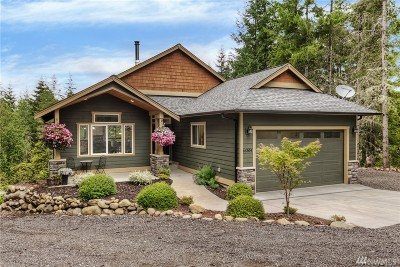 Buckley Single Family Home Contingent: 16304 Ap Tubbs Rd E