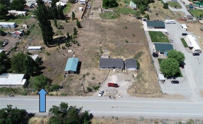 Chelan, Chelan Falls, Entiat, Manson, Brewster, Bridgeport, Orondo Residential Lots & Land For Sale: Moe Rd