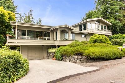 Bainbridge Island Single Family Home For Sale: 11216 NE Wing Point Dr