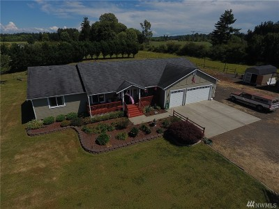 Single Family Home For Sale: 18210 Moon Rd SW