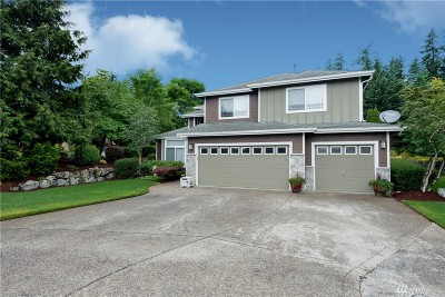 Covington Single Family Home For Sale: 17608 SE 257th Ct