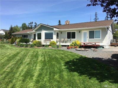 Skagit County Single Family Home For Sale: 16898 View Lane