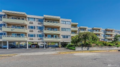 Edmonds Condo/Townhouse For Sale: 300 2nd Ave N #2E