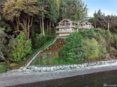 Thurston County Single Family Home For Sale: 3100 Anchor Lane NW