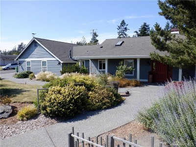 Anacortes Single Family Home Pending: 5506 Sugarloaf St