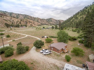 Chelan Single Family Home For Sale: 6480 Navarre Coulee Rd