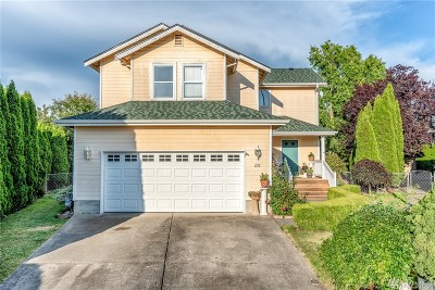 Sumas Single Family Home For Sale: 208 Lincoln Cir