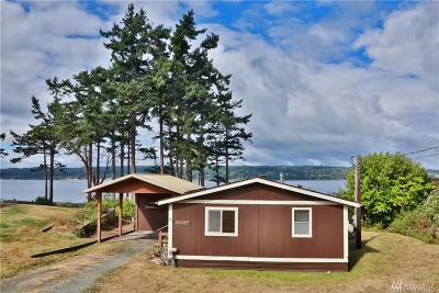 Langley Single Family Home Pending: 3252 Harbor View Dr
