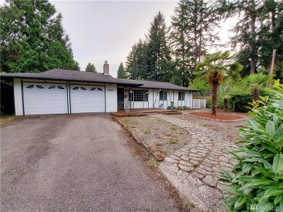 Federal Way Single Family Home For Sale: 31501 53rd Ave SW