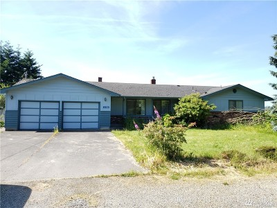 Sedro Woolley Single Family Home Pending: 21238 Lafayette Rd
