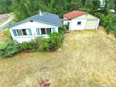 Shelton Single Family Home For Sale: 931 E Phillips Lake Loop Rd
