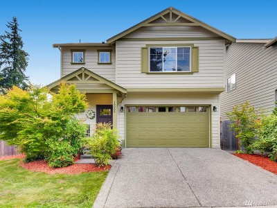 Bothell Single Family Home For Sale: 16005 120th Ave NE