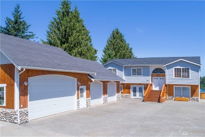 Bonney Lake Single Family Home For Sale: 4912 N Island Dr E