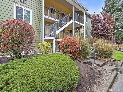 Bellevue Condo/Townhouse For Sale: 12511 SE 41st Place #A202