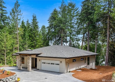 Shelton Single Family Home For Sale: 990 E Strong Rd